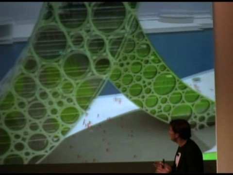 IdeaFestival 2008: Bjarke Ingels - REN People s Building