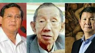 Inilah Fakta Tenyata Prabowo Subianto Keturunan Cina Dan Beragama Kristen