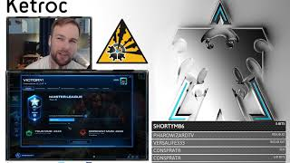 Ravager Rush and Robotics Heavy Protoss - Masters TvZ & TvP - Starcraft 2 LotV