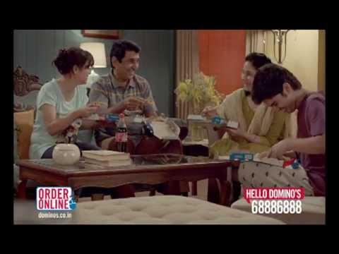Kashmir Shikara - Domino's Pizza new funny TV...