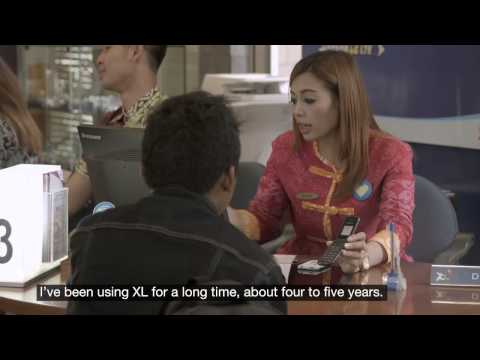 XL Axiata: a case study of improved customer experience
