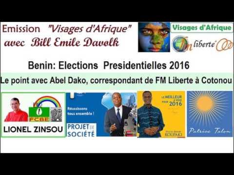 Bénin: en dehors de billets de banque, que proposent les candidats comme projets de société?