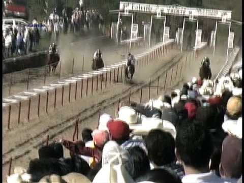 Carrera de caballos,Final Cuarto Futurity