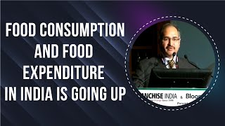 Food consumption and food expenditure in