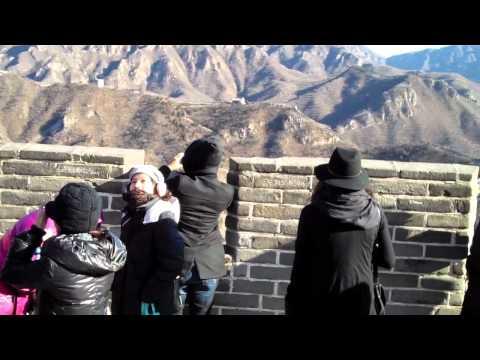 The Great Wall Challenge!!! Beijing