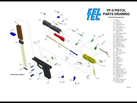 Kel Tec Pf9 Trigger Kel Tec Pf9 Disassembly Not