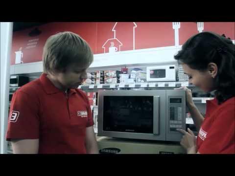Видео как выбрать микроволновку