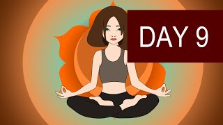 Sacral Chakra Meditation - Heal and Balance Your Chakra - Day 9