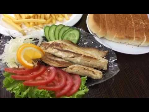Balik Ekmek - Сендвич с рыбой Ташкент (Фантастик Саркастик )