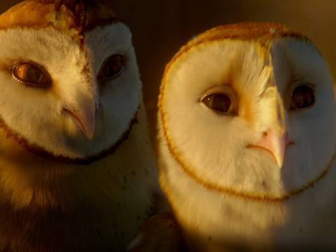 Legend of the Guardians: The Owls of Ga'Hoole Behind-the-scenes Featurette