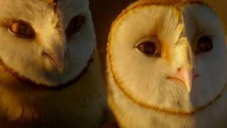 end of the Guardians: The Owls of Ga'Hoole Behind-the-scenes Featurette