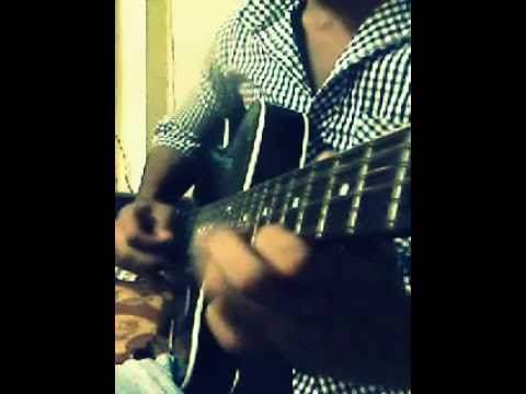 Evellalo neevu em chestuvuntavu from Gulabi instrumental guitar...