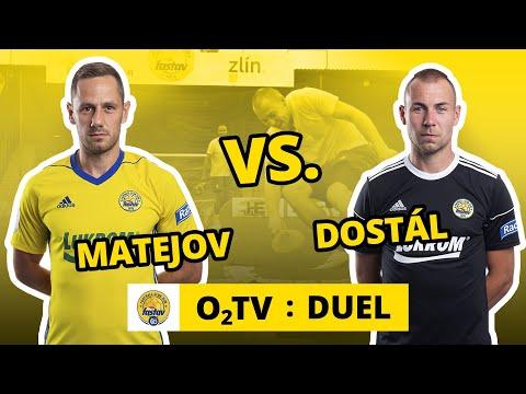 O2 TV Duel: Róbert Matejov a Stanislav Dostál hrají běhací piškvorky