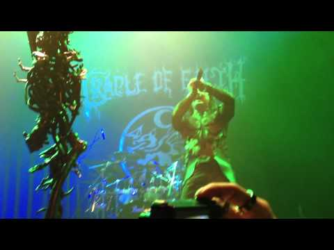 Cradle of Filth - Funeral in Carpathia live at Patronaat, Haarlem 2012