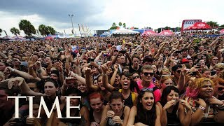 The Vans Warped Tour Is Ending After The 2018 Festival: 25th Anniversary Celebration In 2019 | TIME