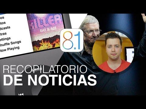 Costes del iPad Air 2, iPod Classic, batería del Apple Watch y mas noticias de Apple