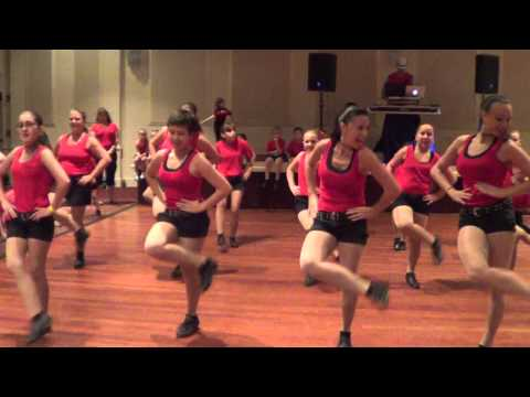 South Florida Cloggers - The Wind - Temple Beth Emet Fall Festival.m2ts