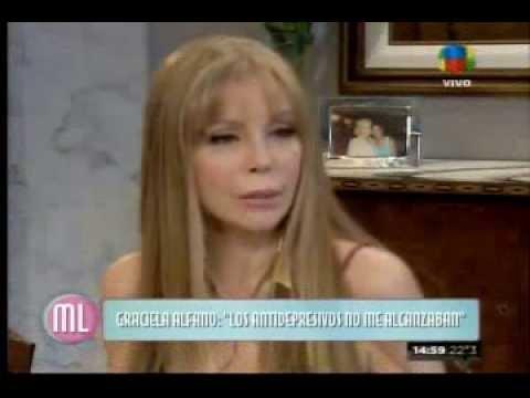 El duro cruce entre Mirtha Legrand y Graciela Alfano