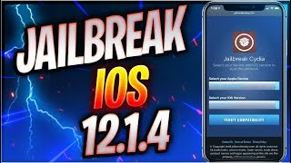 Jailbreak iOS 12.1.4 - How To Jailbreak iOS 12.1.4 - Cydia iOS 12.1.4 (Updated)