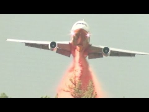 California wildfire rages near Yosemite
