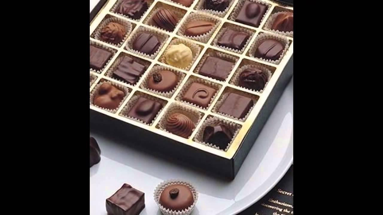 Изготовление конфет в домашних условиях