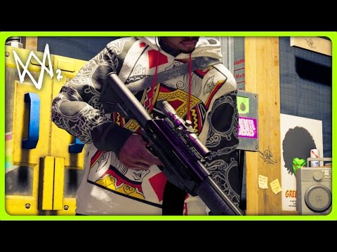 WATCH DOGS 2 FREE ROAM - NEW 3D PRINTER GUNS | #33 (Watch Dogs 2 Funny Moments)