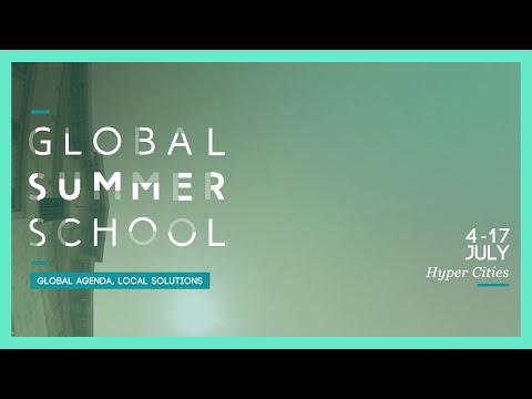 IAAC Global Summer School 2016 - Hyper Cities