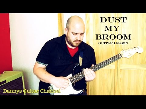 Dust My Broom - Elmore James: Blues Slide Guitar Lesson