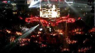 Canon Powershot S100 Video of Pacquiao vs Marquez III Fight Entrance 1080p