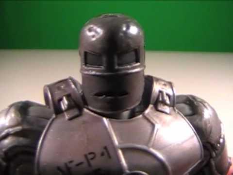 Iron Man 2 Movie Series Mark 1 Armor Review