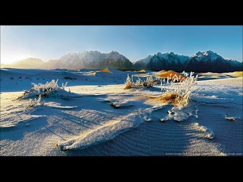 Чарские Пески. В Забайкалье самая неправильная пустыня на свете