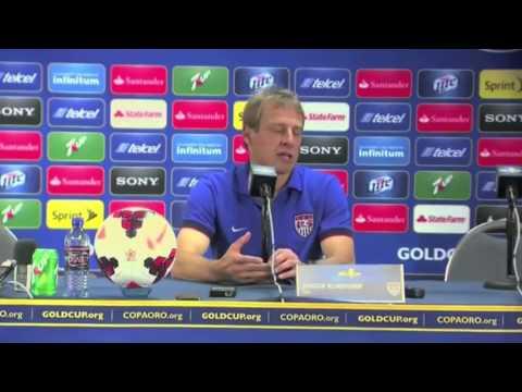 Jürgen Klinsmann US Soccer,