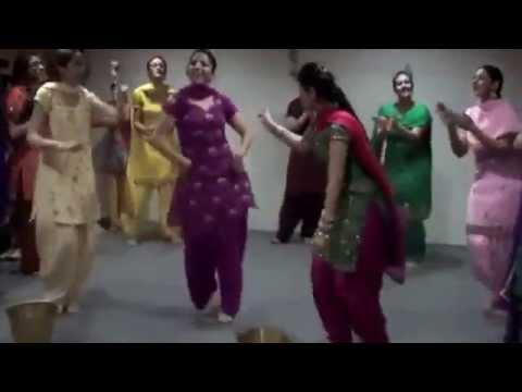 Giddha Punjabi Folk Dance video