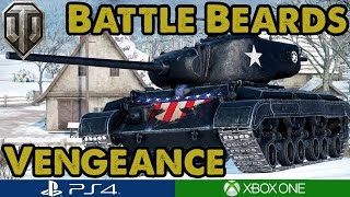 WoT - VENGEANCE! - Battle Beards #99.5 (Xbox One)