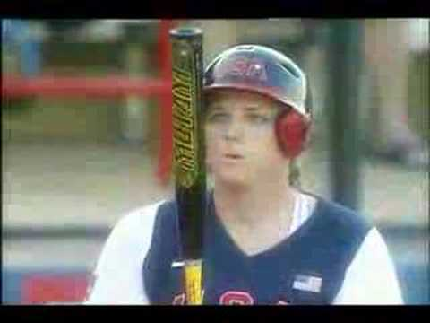 USA Softball Bound 4 Beijing Pre Olympic Tour Promo # 2 Video