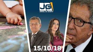 Jornal da Gazeta – 15/10/2018