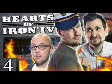Hearts of Iron IV - Spanish Armada #4 - Whole World On His Map