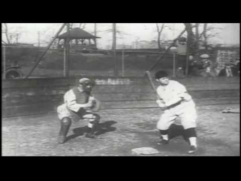 America's First Woman Baseball Player Video