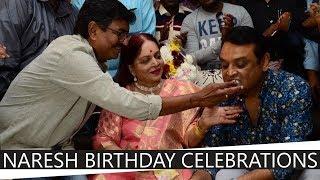 Actor Naresh Vijaya krishna Birthday Celebrations 2019 |  Vijaya Krishna Birthday Celebrations 2019,