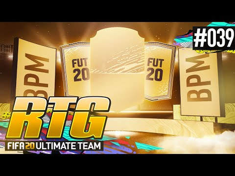 HOW DOES BRONZE PACK METHOD WORK?! - #FIFA20 Road to Glory! #39 Ultimate Team
