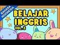 Lagu 30 Menit Kompilasi Lagu Belajar Bahasa Inggris Vol.3  Lagu Anak Indonesia 2019 Terbaru  Bibitsku