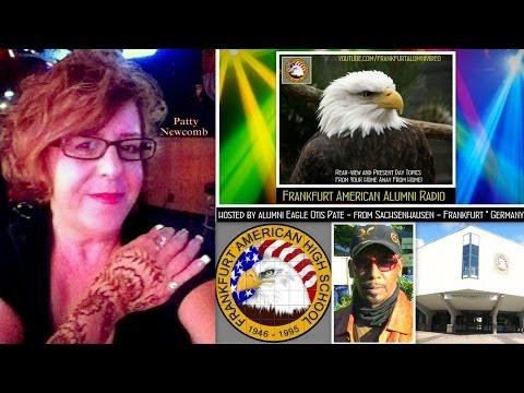 Frankfurt Alumni Radio/Vid. Feat.: Patty Newcomb (FAHS Eagle) Ep.2