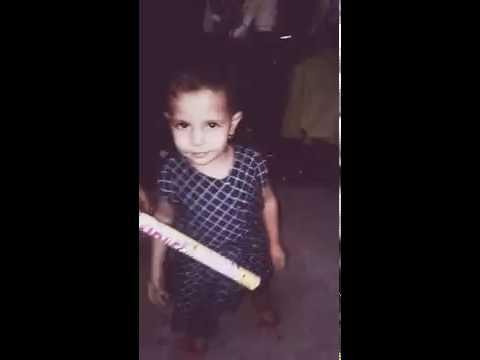طفلة ترقص علي مهرجان فرتكة روعة thumbnail