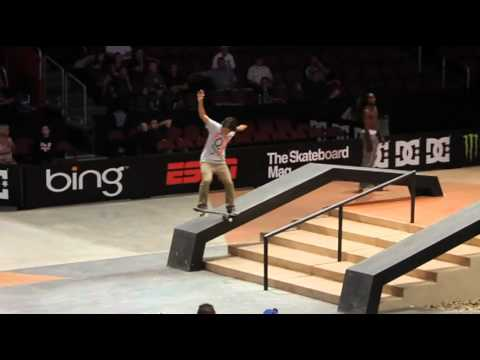 Sean Malto Street League AZ prelims Video