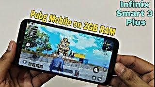Infinix Smart 3 Plus Gaming Review | 2gb Ram mein Pubg Mobile ka Maza