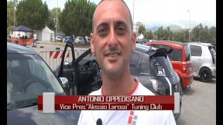 SIDERNO: IL TUNING EVOLUTION SHOW 'ALESSIO LAROSA' INCANTA ANCORA - IL VIDEO