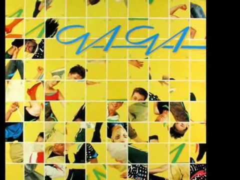Gaga - Zwartwit