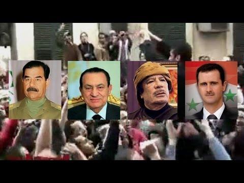 BLOC HEADS Part 4 of 10: SAARC (S Asia), Arab League