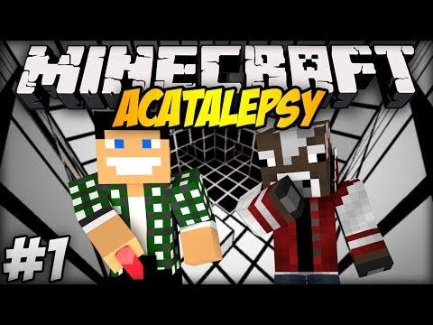 [+18] Remek bawi się pałką! - Minecraft Acatalepsy #1