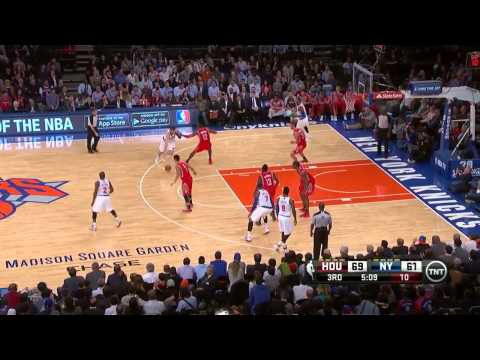 Andrea Bargnani 24 pts (sick defensive plays on Dwight Howard) vs Rockets full highlights 11/14 HD